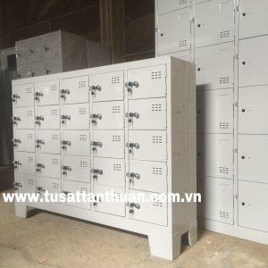 Tủ locker 25 ngăn 5 khoang TYC25C5K