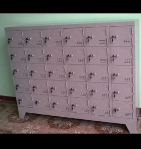 tủ locker 30 ngăn đựng giày dép văn phòng