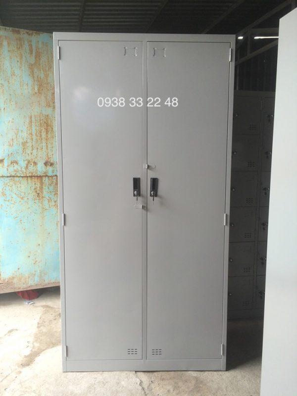 Tủ sắt đựng hồ sơ văn phòng 2C4N