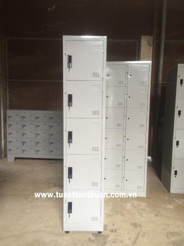 Tủ locker 5 ngăn 1 khoang