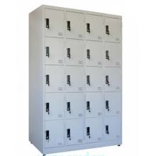 tủ locker 20 ngăn 4 khoang tcn20c4k
