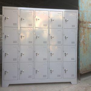 tủ locker 20 ngăn 5 khoang tcn20c5k