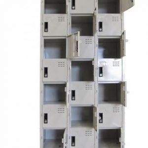 tủ locker 21 ngăn 3 khoang tcn21c3k