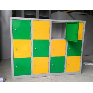 tủ locker 12 ngăn dùng trong trường học