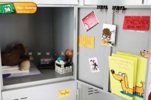 Tủ locker trường học là giải pháp phòng chống cong vẹo cột sống hữu ích