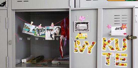 tủ locker học sinh