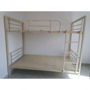 giường tầng sắt hộp 48 1m6