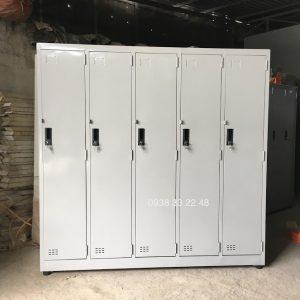 Tủ locker 4 ngăn 4 khoang ngăn trong 4C4KNT-TYC