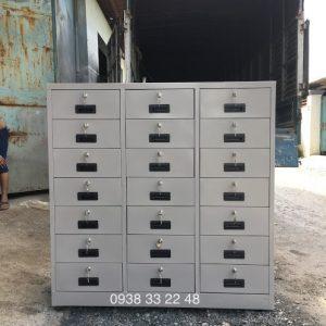 Tủ locker 21 ngăn kéo 3 khoang 21NK3K-TYC