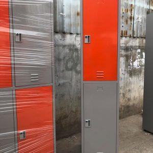 Tủ locker 2 ngăn 1 khoang ngăn trong 2C1KCX-TYC