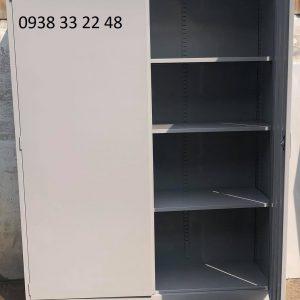 Tủ sắt văn phòng 2 cánh mở 4 ngăn 2CMKVG